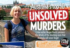 Australia's Top 10 Unsolved Murders