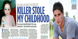 Ben Valerio - Killer Stole My Childhood